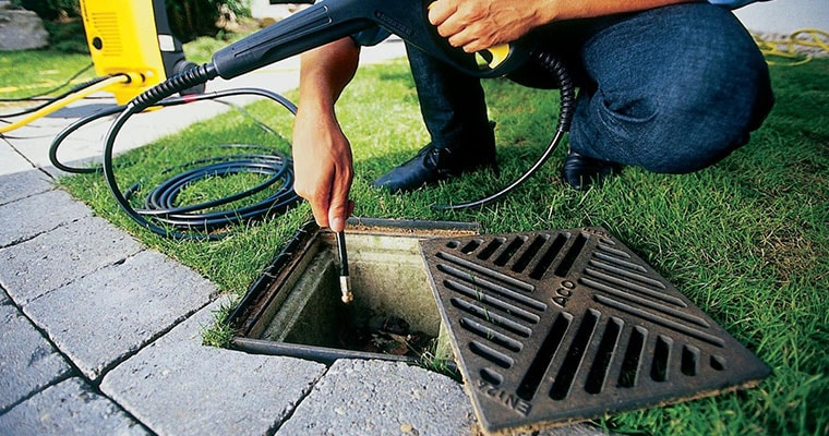 sewer line repair richardson tx