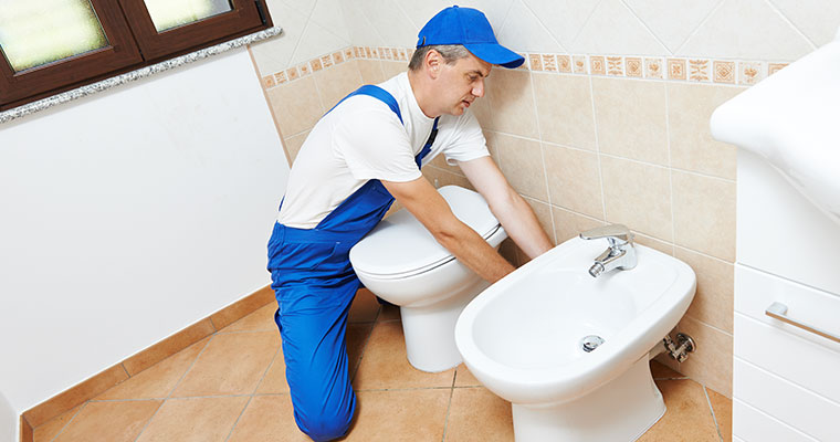 toilet repair richardson tx